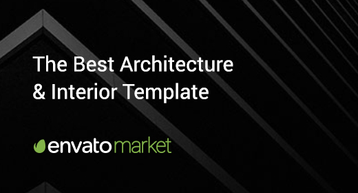 The Best Architecture & Interior Template