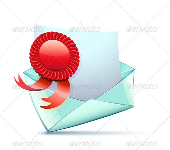 Open envelope - Conceptual Vectors
