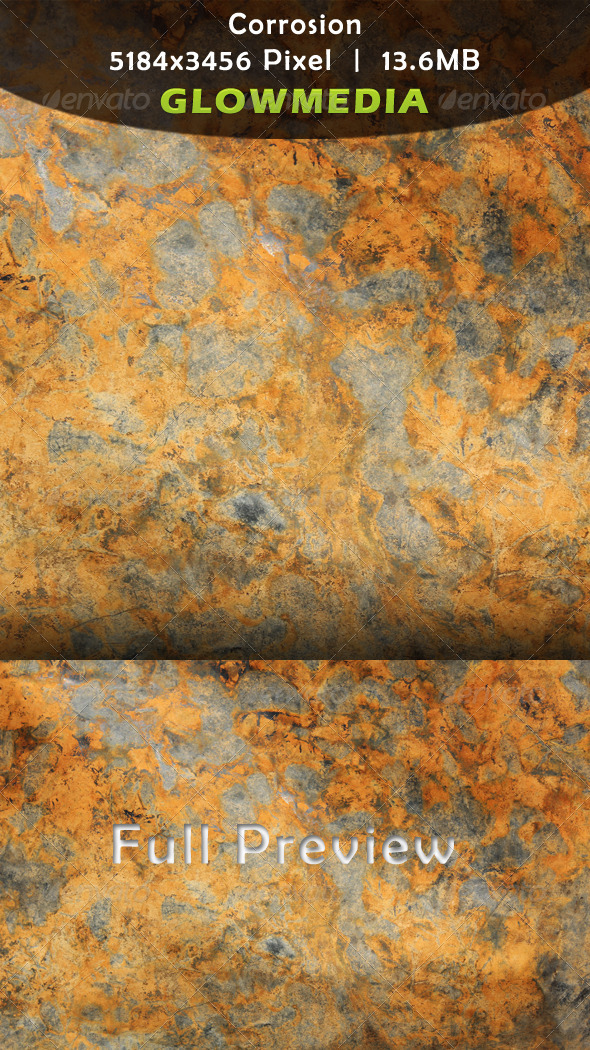Corrosion - Industrial / Grunge Textures