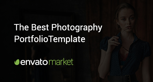 The Best Photography PortfolioTemplate
