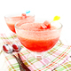 Jelly airy watermelon on napkin - PhotoDune Item for Sale