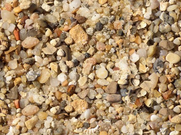 Seamless Quartz Sand - Stone Textures