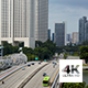 Singapore City Traffic Timelapse - VideoHive Item for Sale