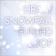 Heavy Snowfall - Full HD Loop - VideoHive Item for Sale