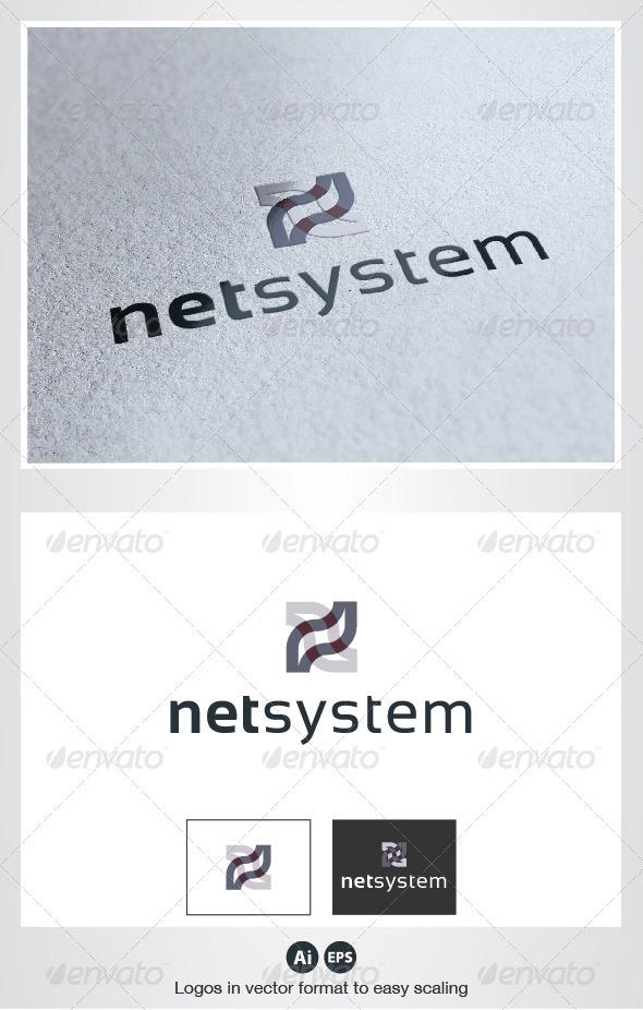 Net System Logo - Symbols Logo Templates
