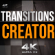 Transitions Creator - VideoHive Item for Sale