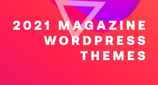 2021 New WordPress Elementor Themes
