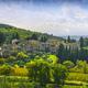 Fonterutoli village in autumn. Castellina in Chianti, Tuscany, Italy - PhotoDune Item for Sale