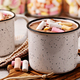 Hot chocolate with marshmallow - PhotoDune Item for Sale