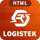 Logistek - Logistics & Transportation Template