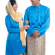 asian couple during hari raya eid mubarak - PhotoDune Item for Sale