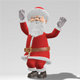 Santa Claus Dancing - VideoHive Item for Sale