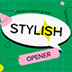 Aura   Stylish Opener - VideoHive Item for Sale