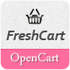 FreshCart - Responsive Fashion OpenCart Template Nulled