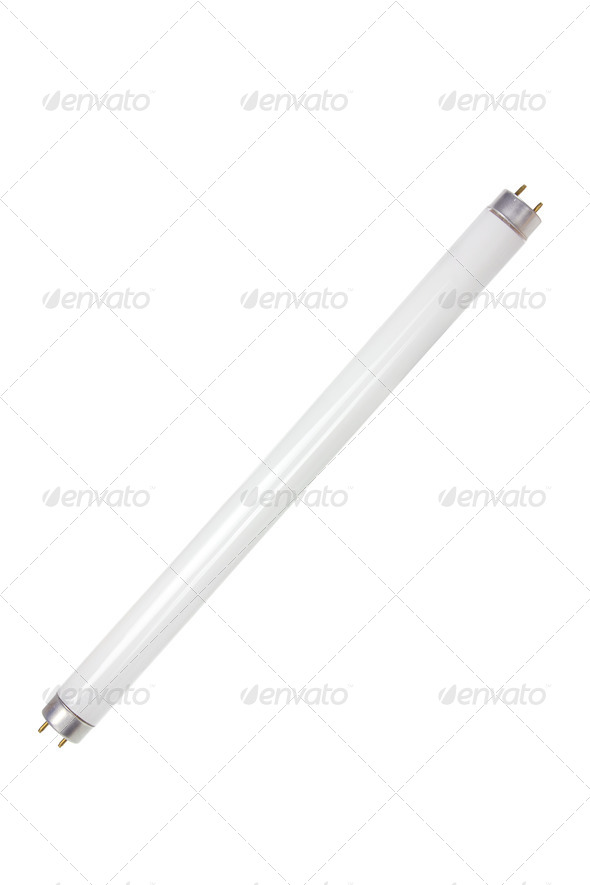 Fluorescent Tube - Stock Photo - Images