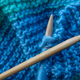 Wooden Knitting Needles And Yarn - PhotoDune Item for Sale
