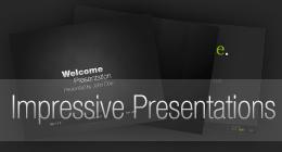 Bold, Impressive Presentations