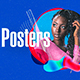 Creative Motion Graphics Posters - VideoHive Item for Sale