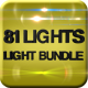 81 Light Bundle  - GraphicRiver Item for Sale