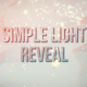 Simple Light Text Reveal - VideoHive Item for Sale