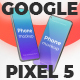 Pixel 5 Phone App - App Promo - VideoHive Item for Sale