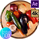 Vegetarian Food Pack - VideoHive Item for Sale