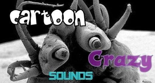 Cartoon Crazy Sounds