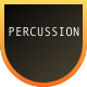 Action Percussion War Drums