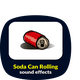 Soda Can Rolling Sounds