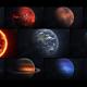 Solar System In Macro 4K - VideoHive Item for Sale