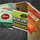 Retro Style Business Cards Bundle - GraphicRiver Item for Sale