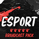 Esports Broadcast Package - VideoHive Item for Sale