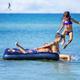 Kids having fun on inflatable air mattress - PhotoDune Item for Sale
