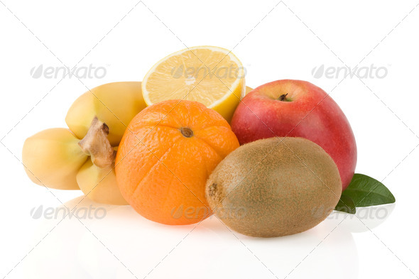 Tropic fruit islo - Stock Photo - Images