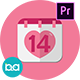 Valentine Animation Icons | Premiere Pro MOGRT - VideoHive Item for Sale