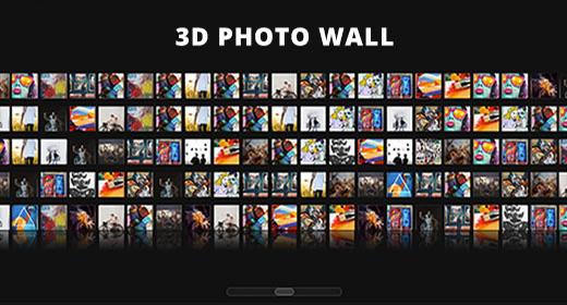 3D WordPress Galleries