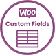 WooCommerce custom fields for products – WeasyFields