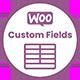 WooCommerce custom fields for products – WeasyFields