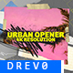 Urban Opener/ True Hip-Hop Logo Intro/ City/ New York/ Brush/ Colorful/ Dynamic/ Street/ Basketball - VideoHive Item for Sale