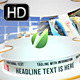 Corporate News Promo - VideoHive Item for Sale