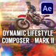 Dynamic Lifestyle Composer - Mark II - VideoHive Item for Sale