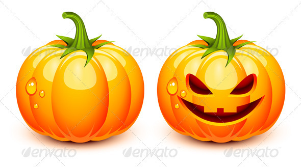 Halloween pumpkins - Halloween Seasons/Holidays