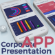 Corporate App Presentation - VideoHive Item for Sale