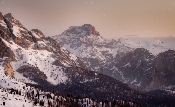 The mountains - Stock Photo - Images