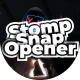 Stomp Snap Opener - VideoHive Item for Sale