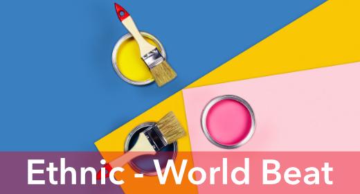 ETHNIC - WORLD BEAT