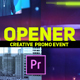 Creative Opener Promo Event - VideoHive Item for Sale