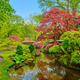 Japanese garden, Park Clingendael, The Hague, Netherlands - PhotoDune Item for Sale