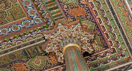 National Architecture of Uzbekistan