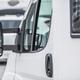 Class C Camper Van For Sale on Dealership Parking - PhotoDune Item for Sale